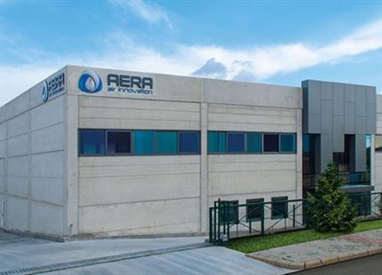 AERA İklimlendirme ANEMO laboratuvarında Condair RS'i tercih etti