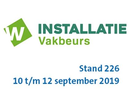 Installatie Vakbeurs Hardenberg | 10 tot 12 September 2019