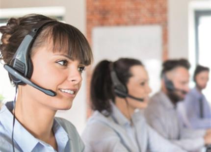 Luchtbevochtiging voor callcenters