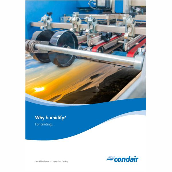Humidification for Printing | Condair