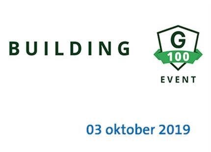 Building G100 | 3 Oktober 2019
