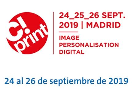 C! Print | 24 al 26 de septiembre de 2019 stand C28