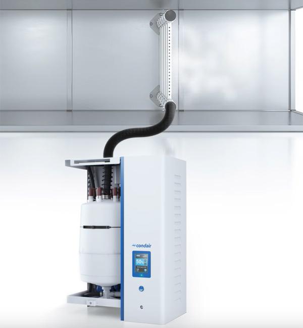 Condair Cp3 Electrode Boiler Steam Humidifier, Water Spray