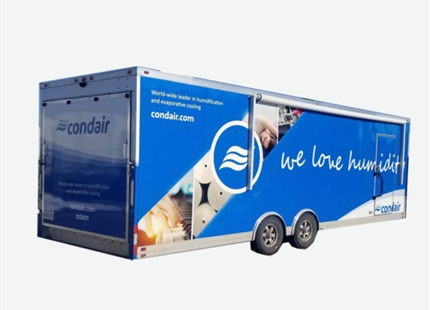 Condair Roadshow
