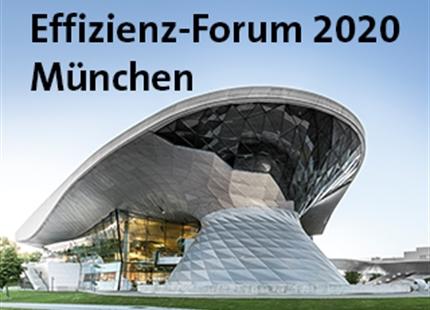 Effizienz-Forum München
