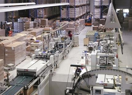 Umidificazione e controllo dell'umidità per l'industria dell'imballaggio