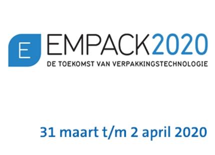 Bezoek Condair B.V. op stand B210 bij de Empack in de Jaarbeurs in Utrecht