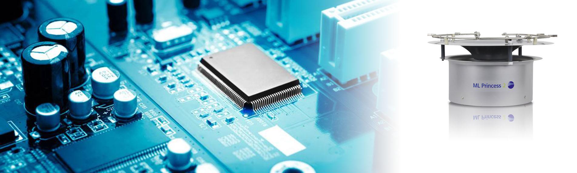 Las ventajas de la humidificación para electrónica