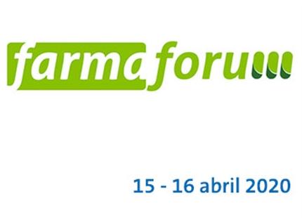 Farmaforum | 15 - 16 abril de 2019