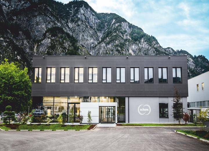 November 2019: Luftbefeuchtung bei Schunk Carbon Technology