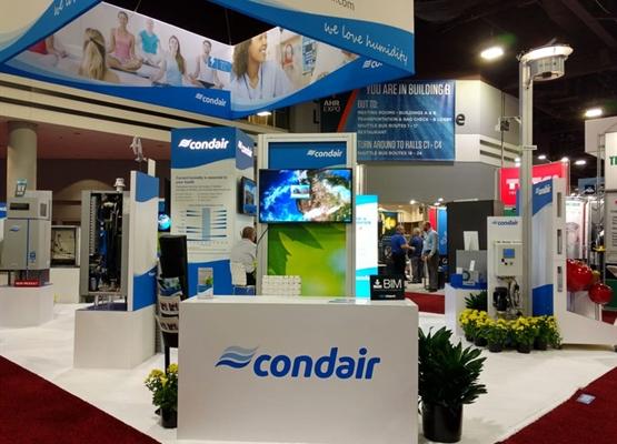 Condair shows latest dehumidifiers at ARBS 2020