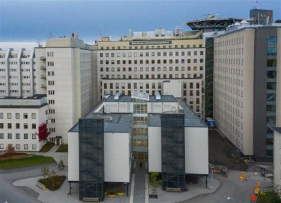 Condair levererar till stora sjukhus