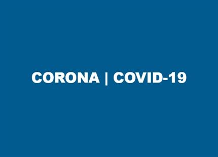 Så här förhåller sig Condair till COVID-19