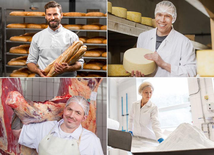 Humidity control benefits many food manufacturing processes