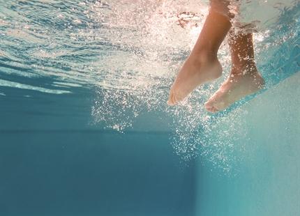 Ontvochtiging in zwembaden en wellness centra