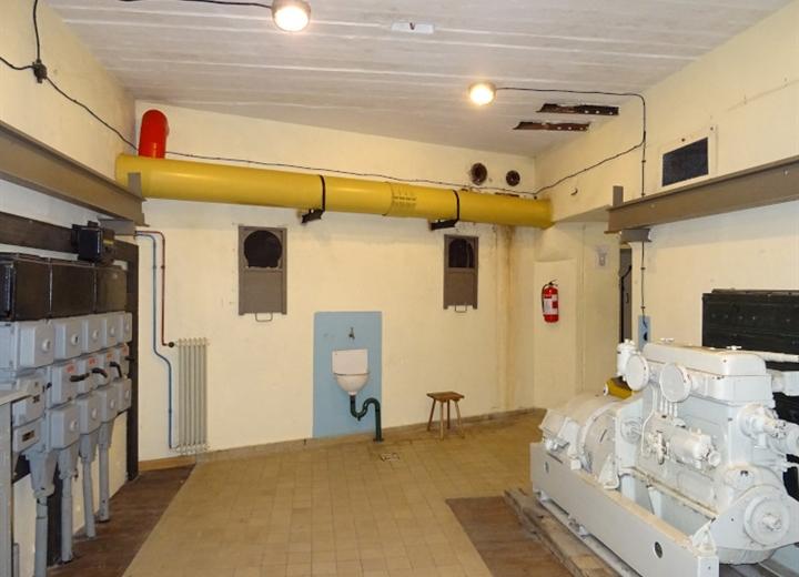 Rum i bunkeren