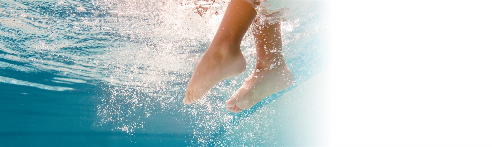 Ontvochtiging voor zwembaden