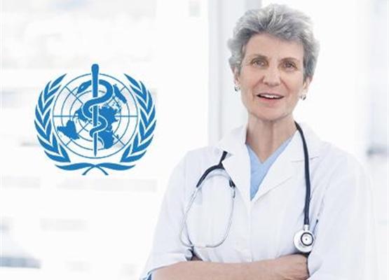 Støt Dr. Stephanie Taylors underskriftsindsamling til WHO