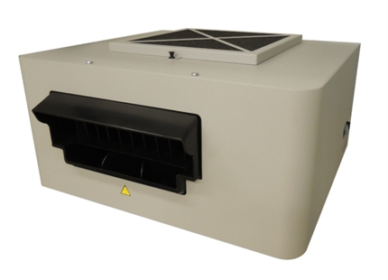 Ventilatorenhed til dampbefugtere