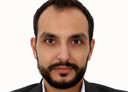 New Sales Engineer Moudar Ghadanfar for Condair Middle East