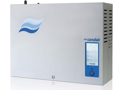 Humidificador de vapor resistivo de baja capacidad Condair RM