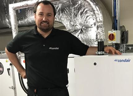 Condair Appoints Service Engineer In Scotland