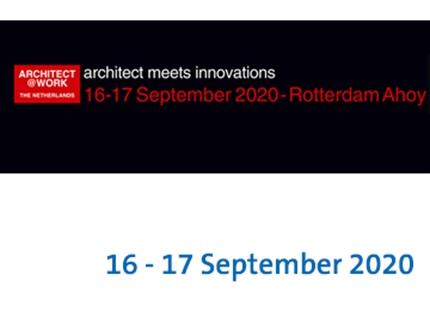 Architect@work - Ahoy Rotterdam