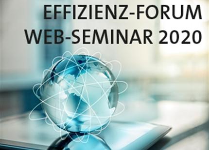 Effizienz-Forum 2020