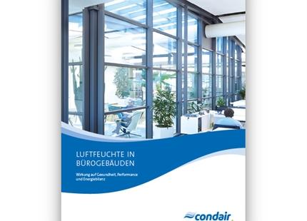 Luftfeuchte in Bürogebäuden: Wirkung auf Gesundheit, Performance und Energiebilanz