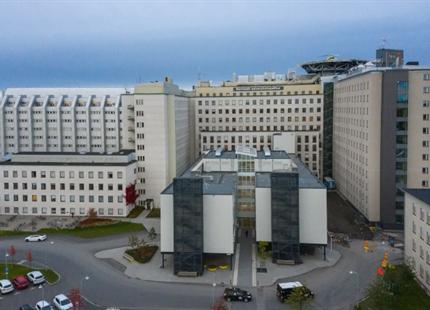 Kontrollerad luftbefuktning till Norrland Universitetssjukhus