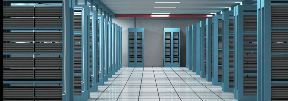 draabe humidifiers for better energy efficiency in the server room