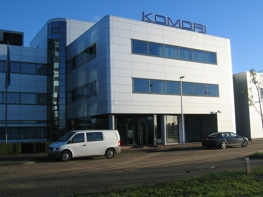 KOMORI Graphic Technology Centre