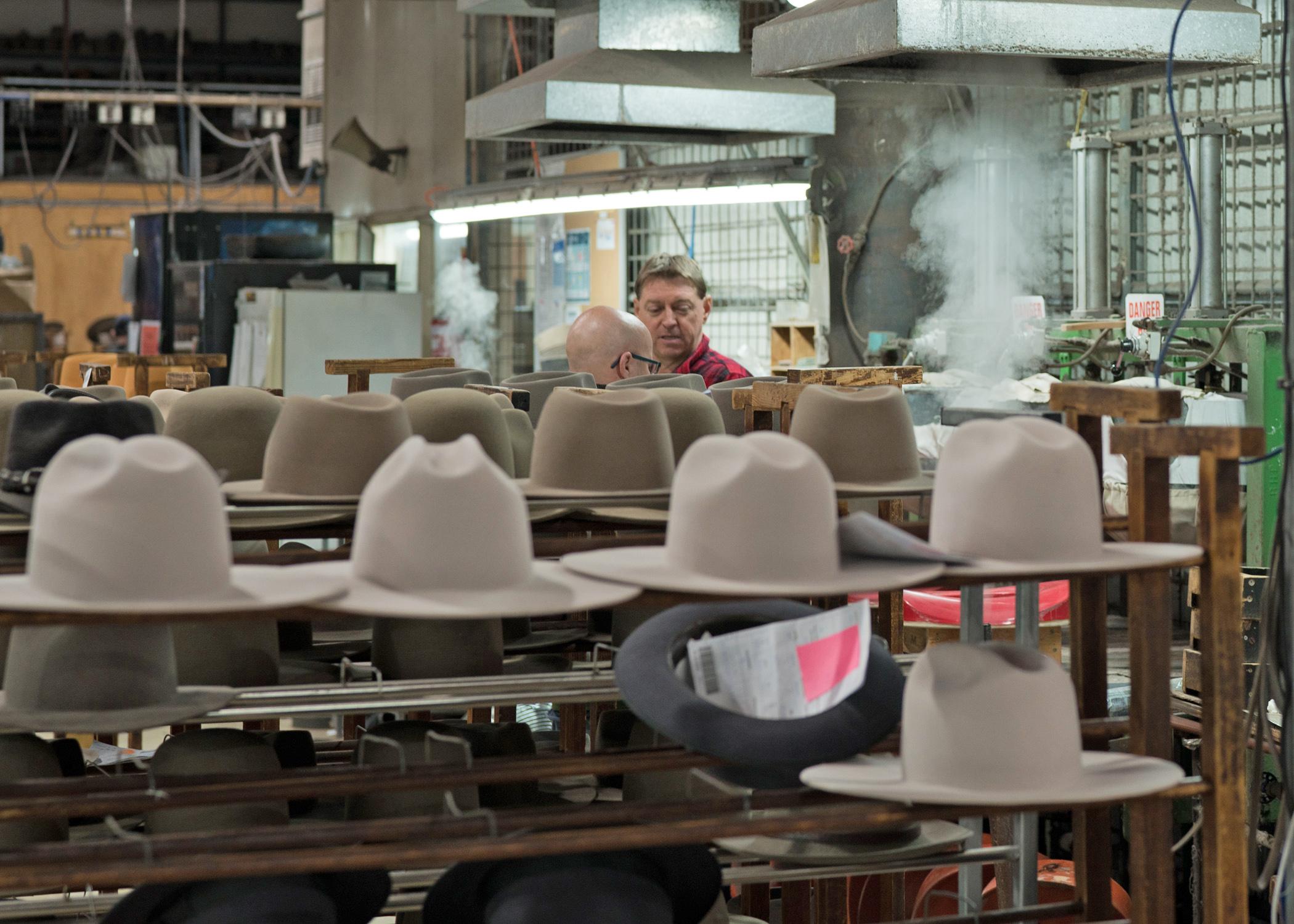 Australian hat manufacturer, Akubra