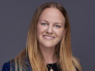 Adiabatisk køling - Anne rådgiver projekter og har speciale i energi og indeklima
