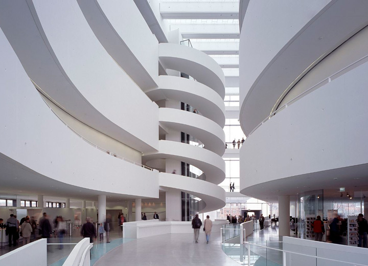 Perfekt luftbefuktning och minimala energiomkostningar på ARoS Aarhus Konstmuseum