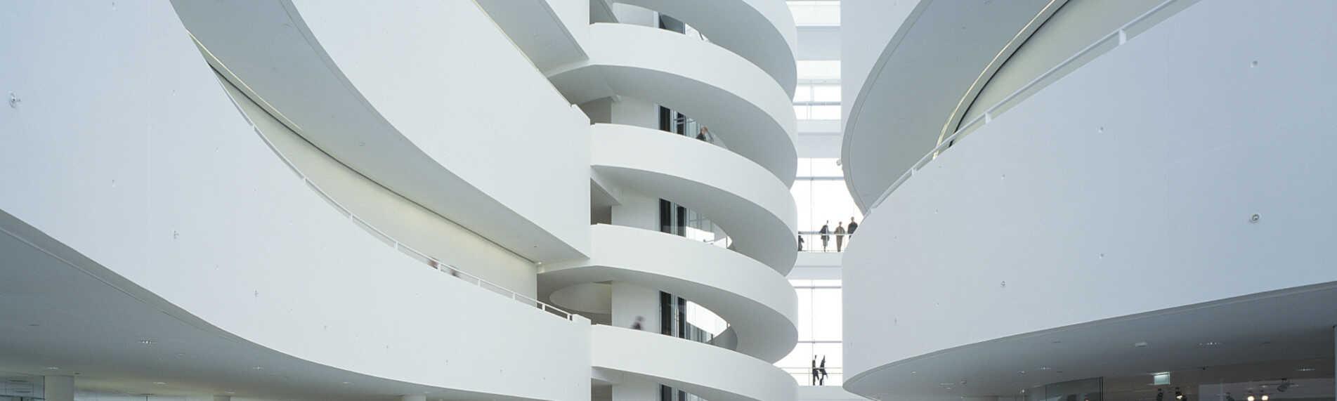 Perfekt befuktning och minimala energiomkostningar på ARoS Aarhus Konstmuseum