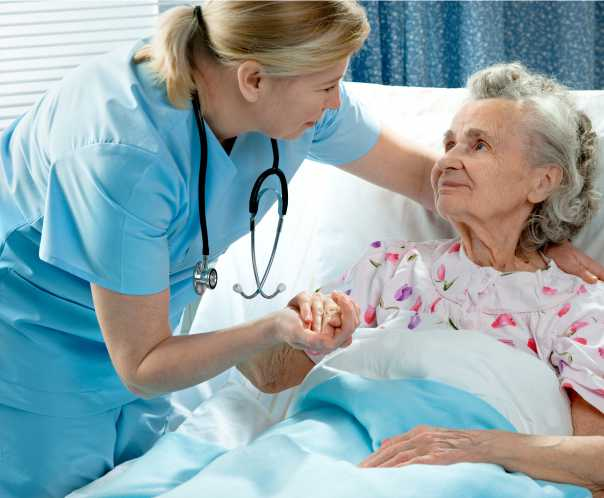 Creating a safe assisted living facility