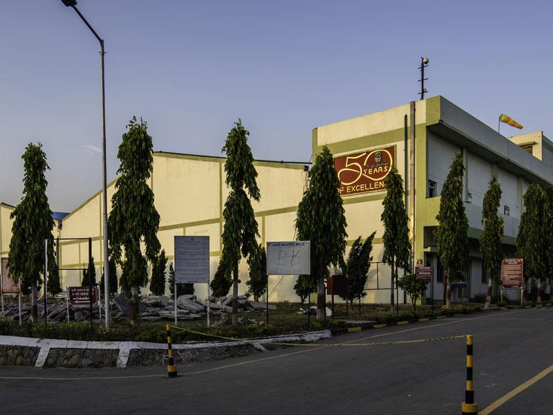 Auro Dokuma Fabrikaları, Baddi, Hindistan