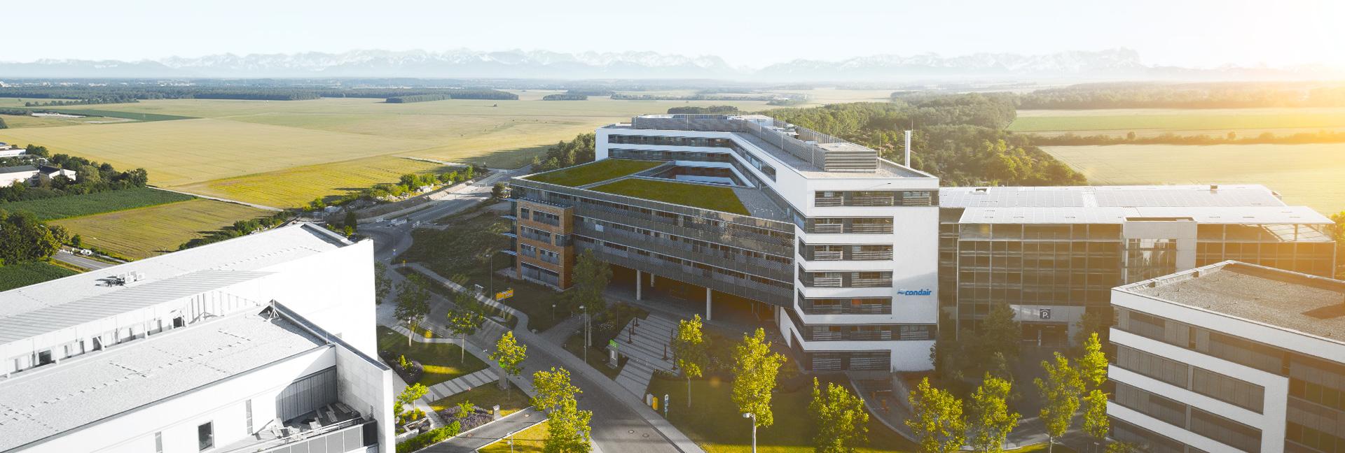 Condair GmbH in Deutschland