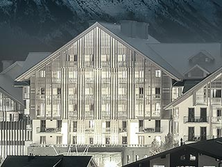 Luxury Hotel Andermatt