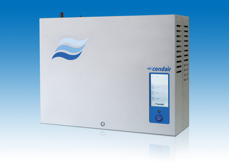 New Condair RM resistive steam humidifier