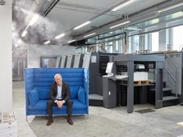 Fogra-Geschäftsführer Dr. Eduard Neufeld