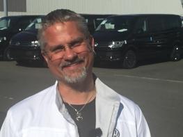 Stefan Diskau, Planung Wärmetauscher, Volkswagen Nutzfahrzeuge AG