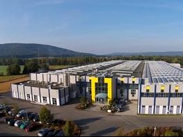 Produktionsgebäude Schumacher Packaging GmbH in Sonneberg