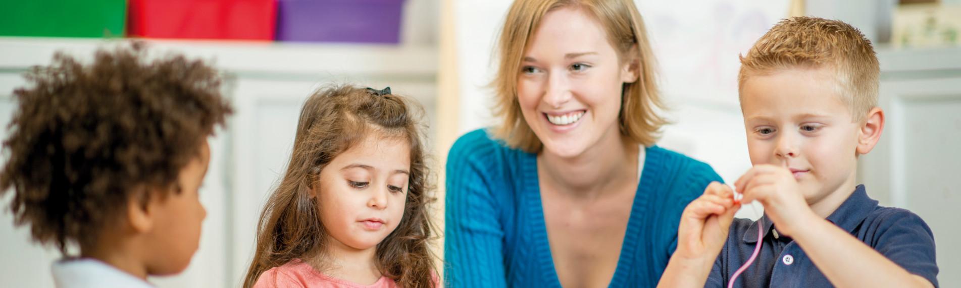 Sundt indeklima hjælper børn i daginstitution