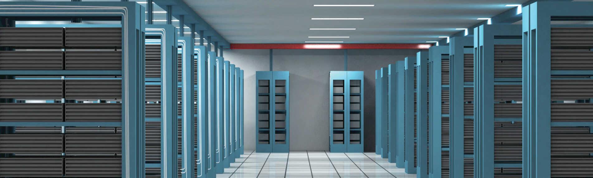 Luftbefugtning sikrer datacentre mod statisk elektricitet