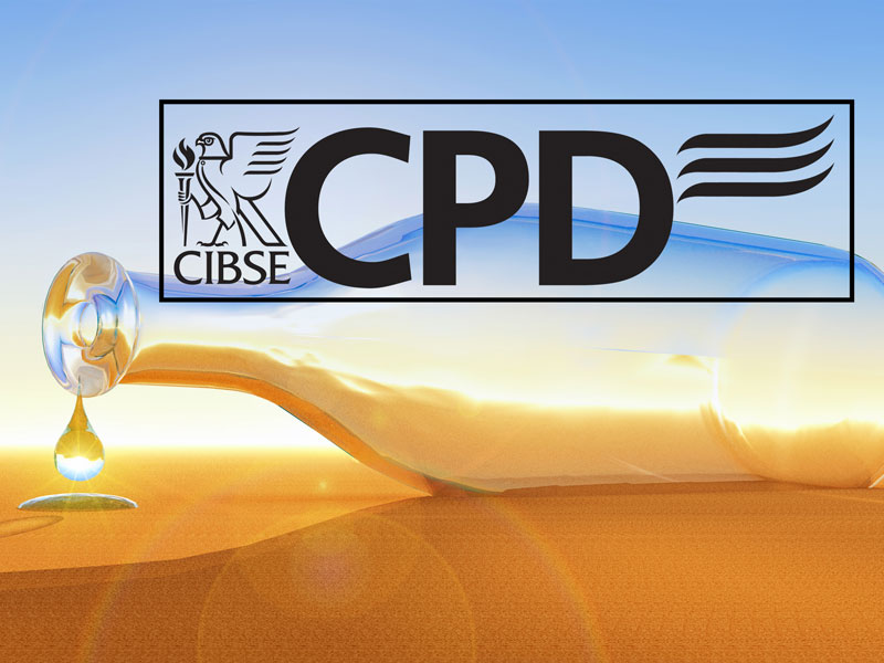 CPD seminar on dehumidification