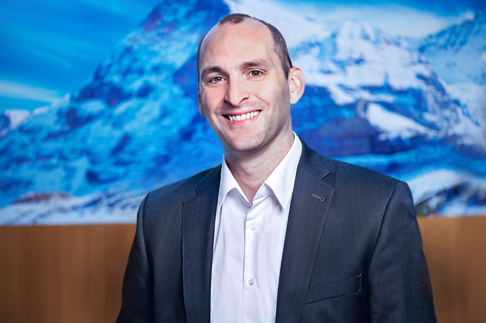 Dr. Eric Roth, CTO