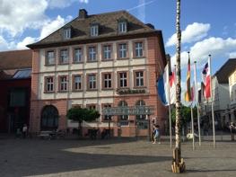 Geschäftsstelle Karlstadt der Sparkasse Mainfranken Würzburg