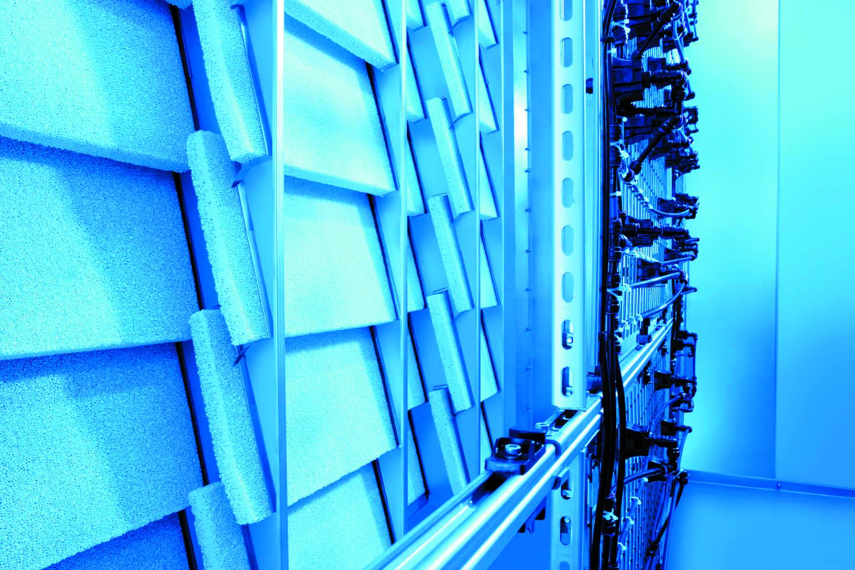 Energisnål luftbefuktning för museum